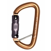 Rock Exotica rockD With Lanyard Pin Auto-Lock Carabiner
