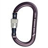 Rock Exotica rockO Screw-Lock Carabiner