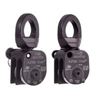 Rock Exotica Aztek Pulley Set Black P41SET-B