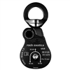 "Rock Exotica Omni-Block 1.5"" Single Black Pulley"