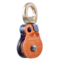 "Rock Exotica Omni-Block 1.5"" Single Pulley P51"