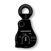 "Rock Exotica Omni-Block 2.6"" Single Black Pulley P55-B"