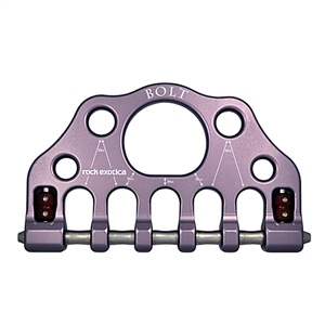 Rock Exotica The Bolt Rigging Plate RP5