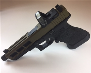 Glock Slide Milling and RMR