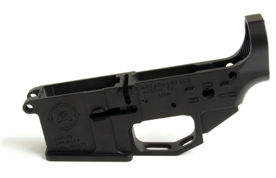 ATX Armory JAK-15 AR15 Billet Lower Receiver
