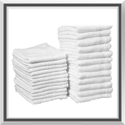 Premium Quality Grooming Towels 25x15 in