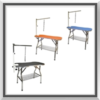 pet grooming table, dog grooming table, grooming table, foldable grooming table, small, stainless steel, bone shape, non-slip, no slip