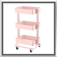 Flying Pig Tool Cart- Pink