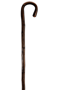 HAZELNUT WALKING STICK