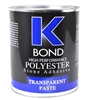 K-Bond Transparent Knife-Grade 1 Gallon