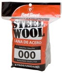 RED DEVIL STEEL WOOL # 000