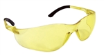 NSX TURBO SAFETY GLASSES YELLOW LENS