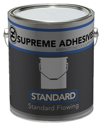 Supreme Adhesives Standard Flowing Grade - One Quart