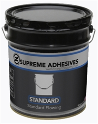 Supreme Adhesives Standard Flowing Grade - 5 Gallon