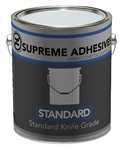 Supreme Adhesives Standard Knife Grade - One Gallon