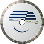"ZENESIS II 14"" 25MM BLADE, WHITE"