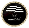 "ZENESIS 14"" BLACK SILENT CORE BLADE, 25MM"