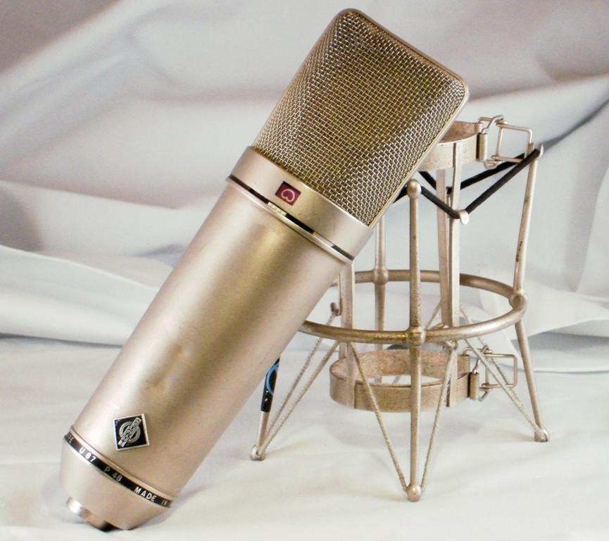 neumann u87 microphone rack n roll audio. Black Bedroom Furniture Sets. Home Design Ideas
