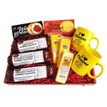 I LOVE CHEESE Deluxe Gift Basket