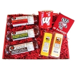Badger Fan Gift Basket