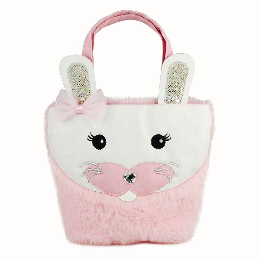 626b1a098a Pink Poppy Rabbit Handbag