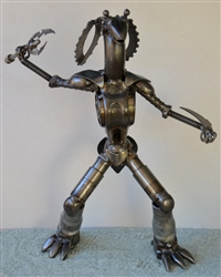 Watto Scrap Sculptures