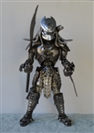 Predator Sculpture, Scrap Metal Art