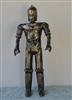 C3PO Sculpture, Scrap Metal Art
