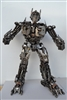 Transformer BumbleBee Sculpture, Scrap Metal Art