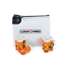 LOCKMED LOCKBAG with Key Lock