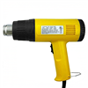 yellow industrial electric heat gun