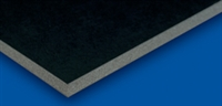 Bainbridge Black Surface with Black Core Foam Board 3/16 in. - 40x60