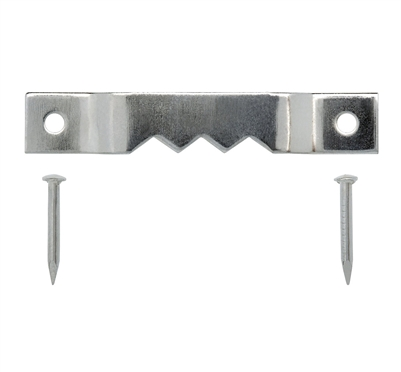 Saw Tooth Hanger With Nails