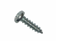 Round Head Phillips Wood Screws <BR> 1 in. x #6 <BR> ( 200 per box )