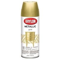 gold krylon spray