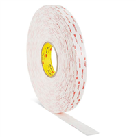 "3M™ VHB Tape 1/2"" x  36 Yards 45Mil"