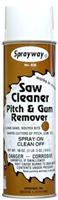 saw cleaner pitch and gum remover