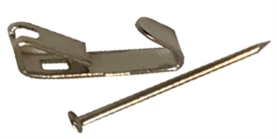 Good Will Hangers  -  Nickel Plated