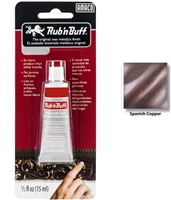 Rub n Buff-Metallic Color</br>(1/2 oz. tube - Spanish Copper)