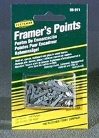 Framers Points-200 Per Pkg.
