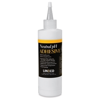 PH neutral adhesive