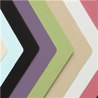 "Matboard Seconds<br />Assorted Colors/Surfaces<br />32"" x 40"" 4-Ply"