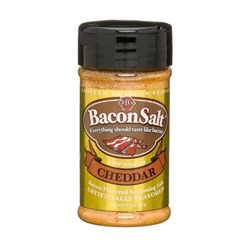 Bacon Salt- Cheddar