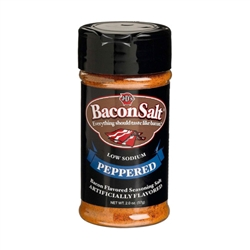 Bacon Salt- Peppered