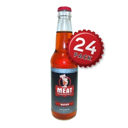Bacon Soda- 24 Pack