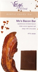 Mo's Milk Chocolate Bacon Bar (3oz)
