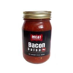Meat Maniac Bacon Salsa (16oz)