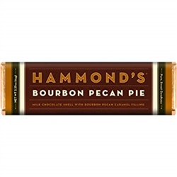 Hammond's Bourbon Pecan Pie Milk Chocolate Bar (2.25oz)
