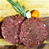 Ostrich Burgers- 3 each (5.3oz patty)