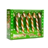 Gravy Flavored Candy Canes (6-pack)